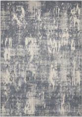 Michael Amini Gleam Slate Area Rug by Nourison