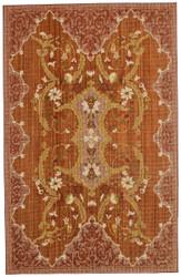 Karastan Vintage Tapis European Cottage Garnet by Patina Vie