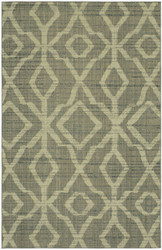 Karastan Vintage Tapis Illume Gray by Patina Vie