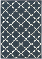 Mohawk Soho Fancy Trellis Navy