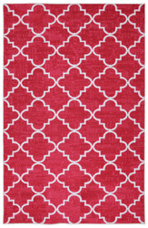 Mohawk Strata Fancy Trellis Hot Pink