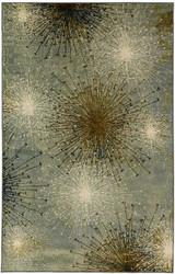 Mohawk Strata Allium Blue Spa