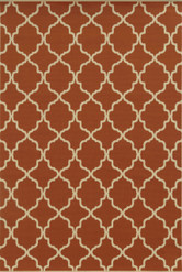 Oriental Weavers Riviera OW-4770D ORANGE