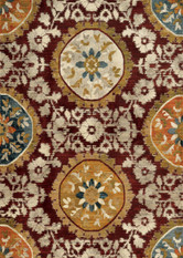 Oriental Weavers Sedona OW-6366A RED