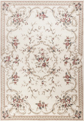 KAS Avalon 5606 Ivory Aubusson
