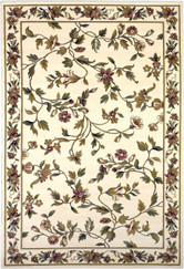 KAS Cambridge 7331 Ivory Floral Vine