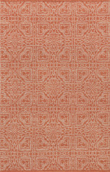 Magnolia Home Emmie Kay KM-03 DOVE PERSIMMON by Joanna Gaines