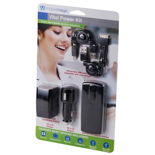 Vital Power Portable Battery Kit