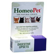 Homeopet Feline Digestive Upset - 15 ml