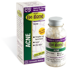 Be gone Acne