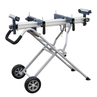 Mt4002 Deluxe Rolling Miter Saw Stand Powertec