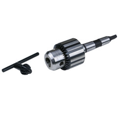 71099 Precision Keyed Drill Chuck 1/32-1/2-Inch with Key and Threaded 1/2-Inch-20 Morse Taper
