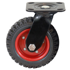 17050 Swivel Heavy Duty Industrial Caster, 6-1/4-Inch