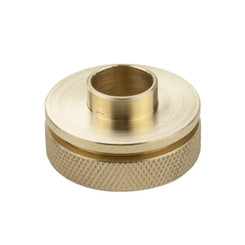 71166 Short Shank Guide Bushing and Nut, 5/8-Inch