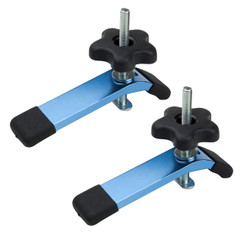 71168 Hold-Down Clamp, 5-1/2-Inch L x 1-1/8-Inch W, 2PK