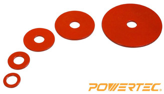 KEY#2 OS1000002 Oscillating Sander Drum Washer, 3/4, 1, 1-1/2, 2, and 3-Inch, 5/PK
