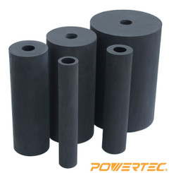 KEY#4 OS1000004 Oscillating Sander Rubber Drum, 4-1/2-Inch x 3/4, 1, 1-1/2, 2, and 3-Inch, 5/PK