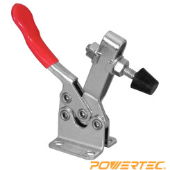 20302 Horizontal Quick-Release Toggle Clamp, 300 lbs Capacity, 201B