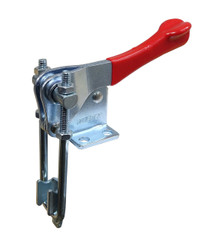 20309 Vertical Latch-Action Toggle Clamp, 1000 lbs Capacity Number, 334