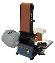 BD6900 Woodworking Belt Disc Sander w/ Built-In Dust Collection, 6 x 9-Inch