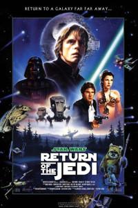 """Star Wars - Return of the Jedi 12x18"""" Poster"""