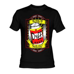 Duff Beer - Logo T-shirt simpsons