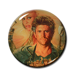 "Mad Max - Beyond Thunderdome 2.25"" Pin"