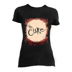The Cure - Just Like Heaven Blouse T-Shirt