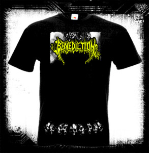 Benediction - Experimental Stage T-Shirt Last Ones In Stock!