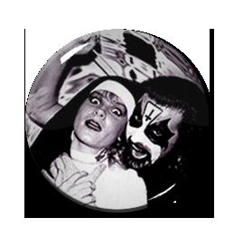 "King Diamond - Nun 2.25"" Pin"