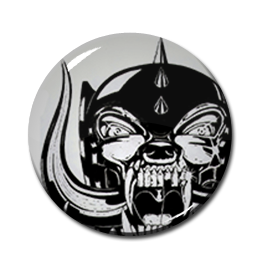"Motorhead - Warpig 2.25"" Pin"