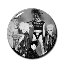 "Sigue Sigue Sputnik - Band 2.25"" Pin"