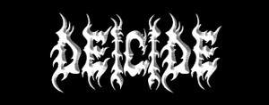 "Deicide - Logo 6x2"" Printed Sticker"
