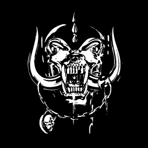 "Motorhead - Warpig 4x4"" Printed Sticker"