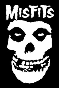 "Misfits - Ghoul 6x4"" Printed Sticker"