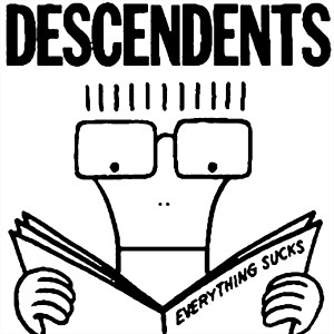 "Descendents - Everything Sucks 5x5"" Printed Sticker"