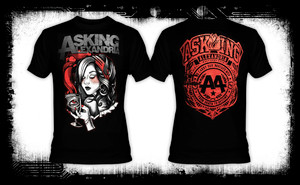 Asking Alexandria - Woman T-Shirt