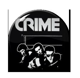 "Crime 1"" Pin"
