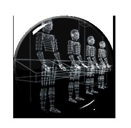"Kraftwerk - Robots 2.25"" Pin"
