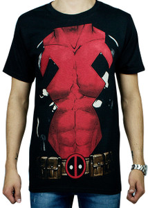 Deadpool's Suit T-Shirt