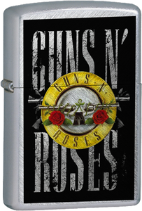 Guns N' Roses Chrome Lighter