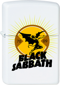 Black Sabbath - Demon White Lighter