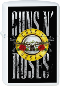Guns N' Roses White Lighter