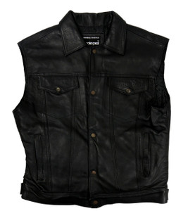 Solo Piel - Levi's Style Country Leather Vest