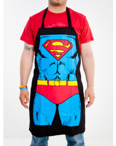 Superman Cooking Apron