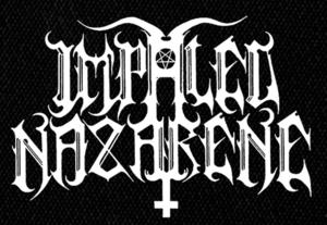 "Impaled Nazarene - Logo 6x5"" Printed Patch"