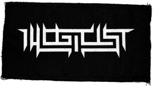 "Illogicist - Logo 6x4"" Printed Patch"