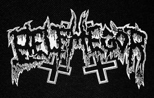 "Belphegor - Logo 7x4"" Printed Patch"