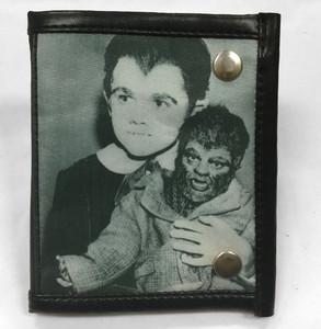 Dr. Frankenstein - Eddie Munster Bi-Fold Wallet