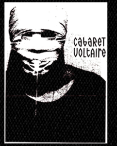 "Cabaret Voltaire - Mummy 4x5"" Printed Patch"